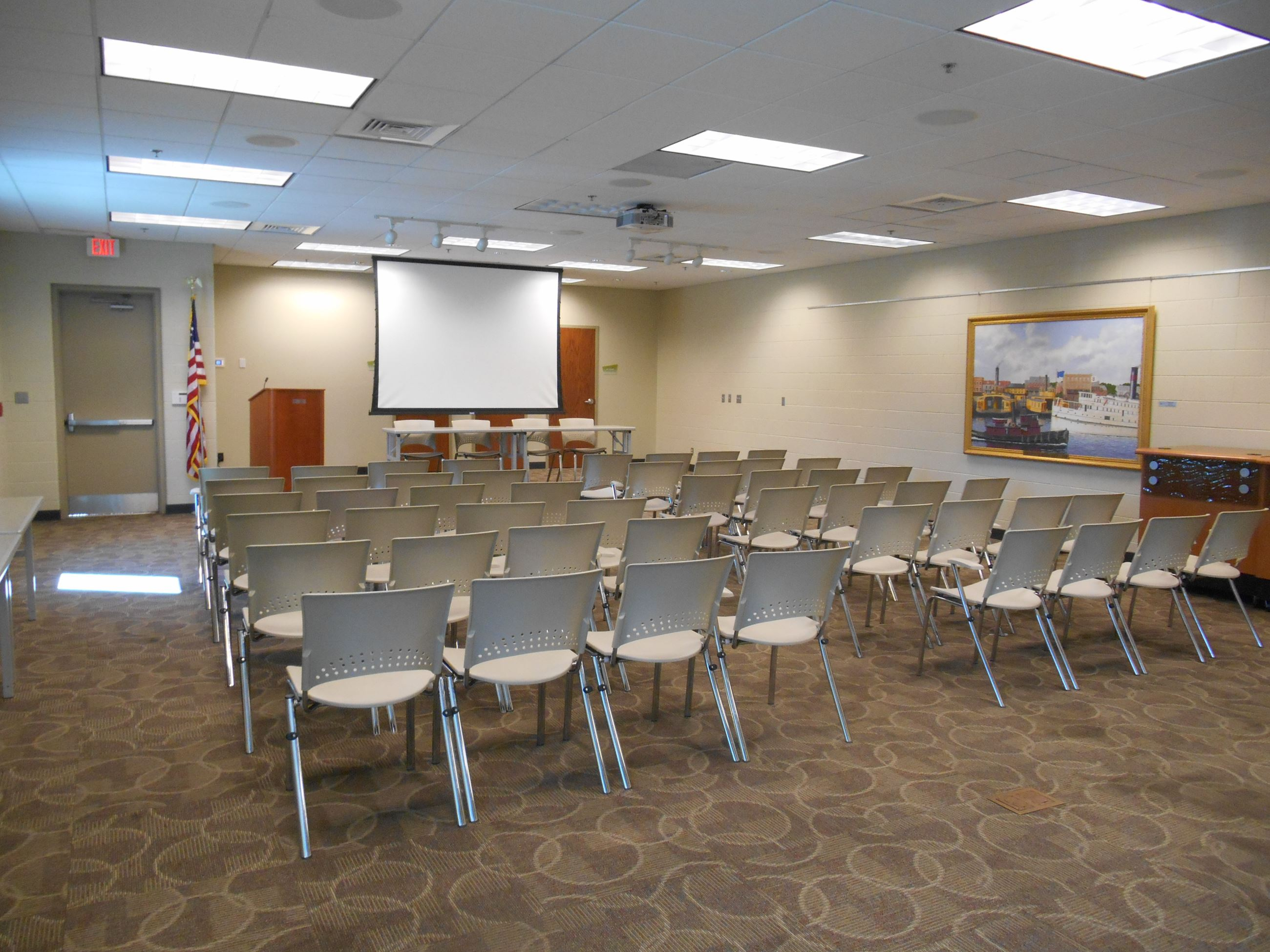Coleman Meeting Room