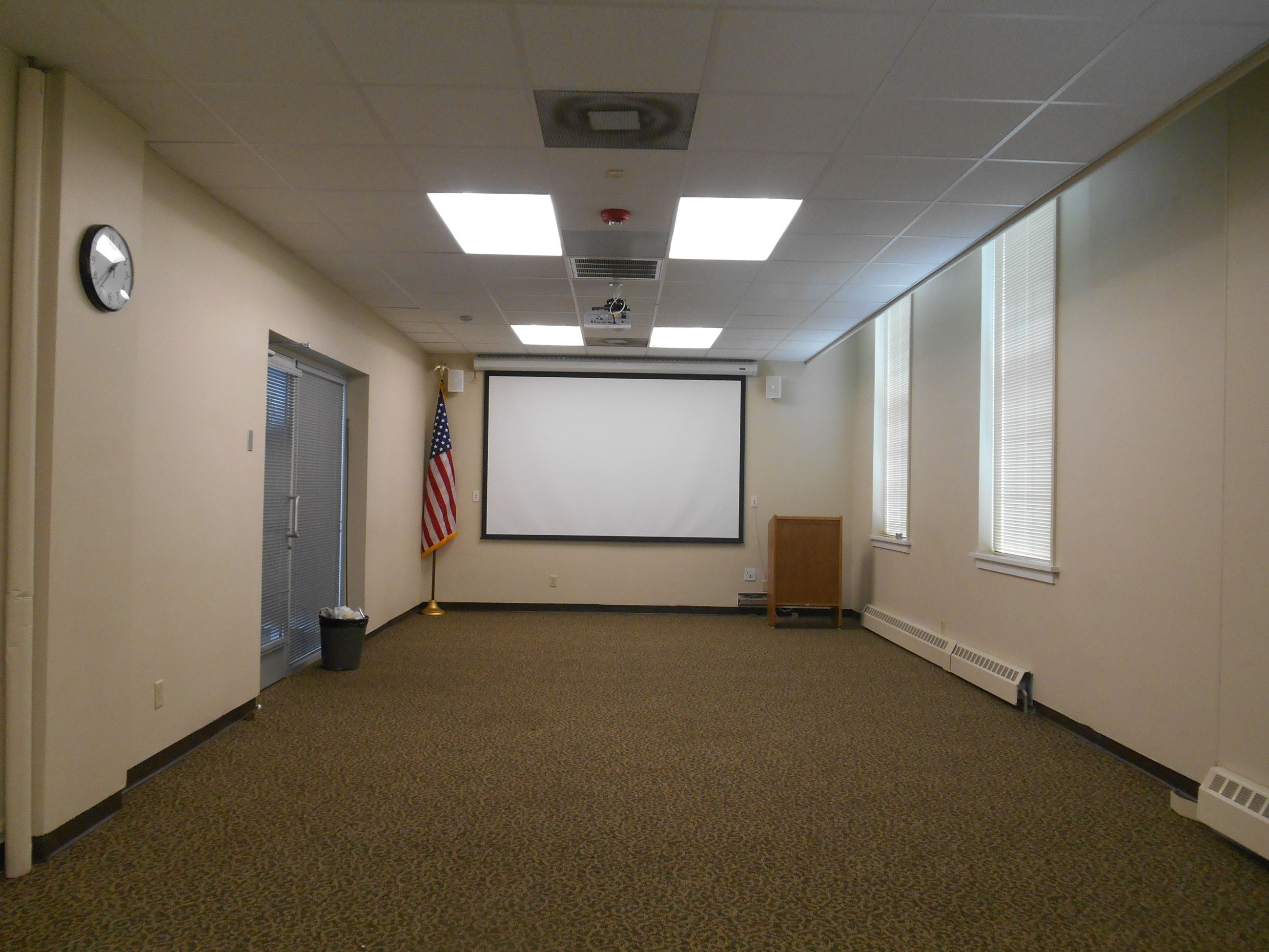 Main Library Meeting Room