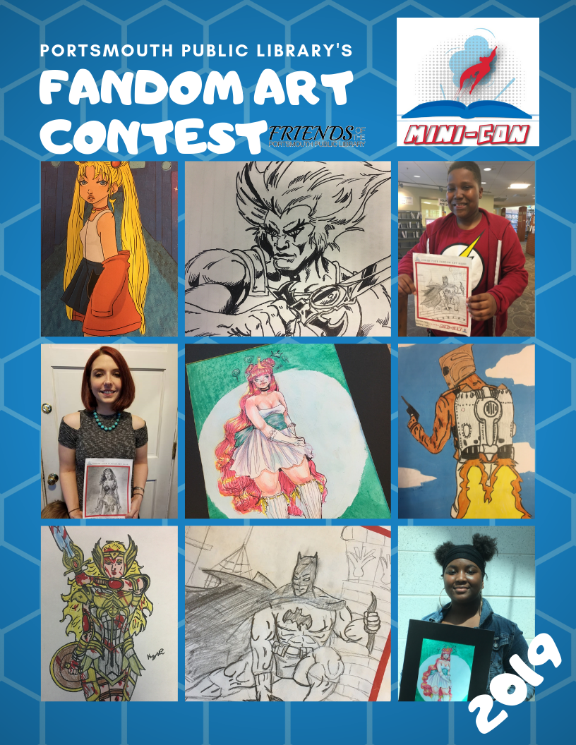 Fandom Art Contest